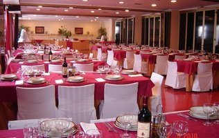 Restaurant City House Torrelavega Hotel